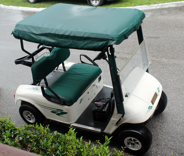 golf cart donation